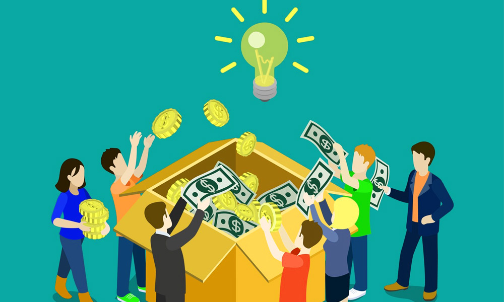 Understanding the Concept of Crowd funding in the financial sector